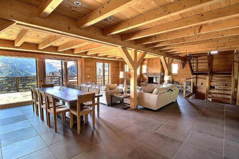 Les Crosets, Valais. 5 bedroom detached house for sale