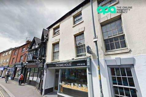 Shop + 4 Individual Flats - Lowesmoor Road, Worcester, WR1. 7 bedroom property for sale