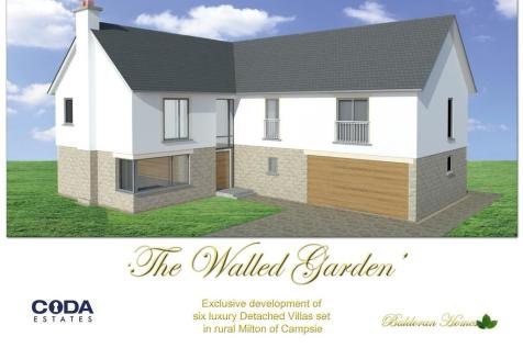 The Walled Garden. 5 bedroom detached house for sale