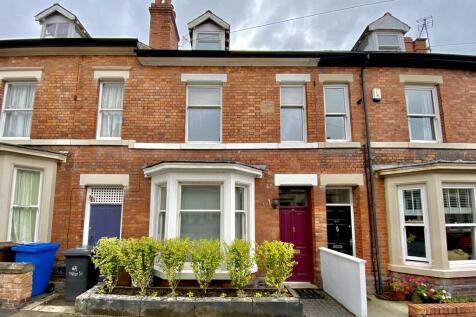 Otter Street, Derby. 4 bedroom terraced house for sale