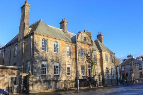 Flat 6, 1st Fl West, The Mansion House, 1 Ardgowan Square, Greenock, Renfrewshire, PA16. 4 bedroom apartment for sale