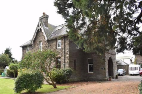 The Old Rectory, Flat 3, 61 Main Street, Invergowrie, Dundee, DD2. 2 bedroom apartment for sale