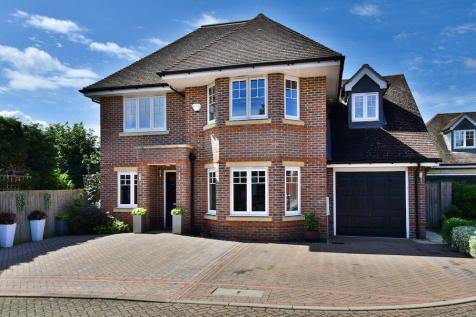 Northumberland Walk, Richings Park, SL0. 4 bedroom detached house for sale