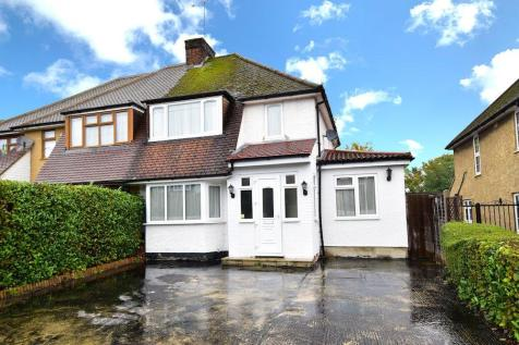 Ashford Road, Iver Heath, SL0. 3 bedroom semi-detached house for sale