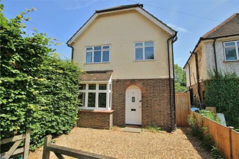 Weston Road, Guildford, Surrey, GU2. 6 bedroom detached house