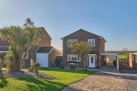 STUNNING VIEWS. 3 bedroom detached house for sale