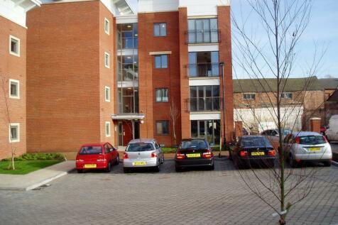 Albion Street, South Bank, Wolverhampton, WV1. 2 bedroom apartment