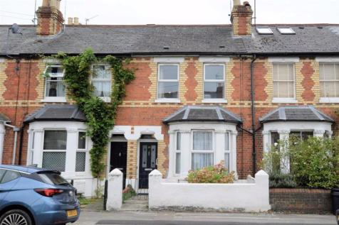 Lynmouth Road, Reading. 3 bedroom terraced house