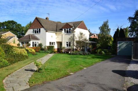 Richmond Road, Caversham Heights, Reading. 4 bedroom detached house for sale