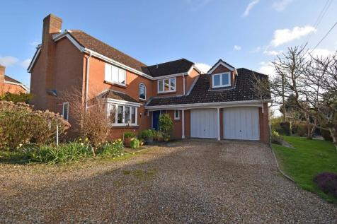 Bramble Lane, SO31. 5 bedroom detached house