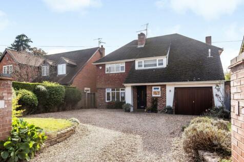 Greys Road, Henley On Thames, RG9. 4 bedroom detached house for sale