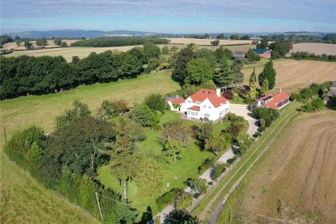 Ledwyche Orchard, Bleathwood, Ludlow. 5 bedroom detached house for sale