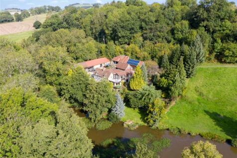 Bache Cottage, Bache, Craven Arms, Shropshire. 4 bedroom detached house for sale