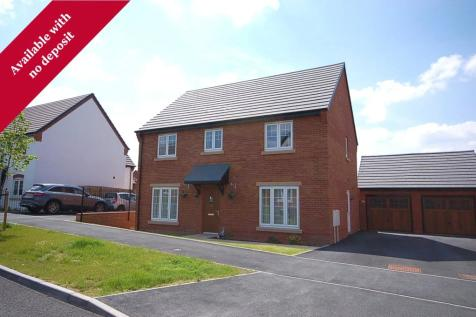 28 Tulip Walk, Gnosall, Stafford. 4 bedroom detached house