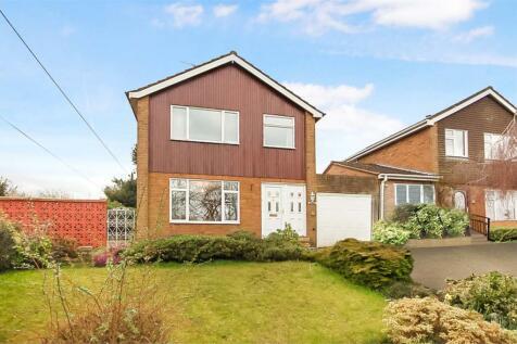 1 Hillside, Edgmond, Newport. 3 bedroom detached house