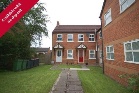 17 Fosters Foel, Aqueduct, Telford. 1 bedroom apartment