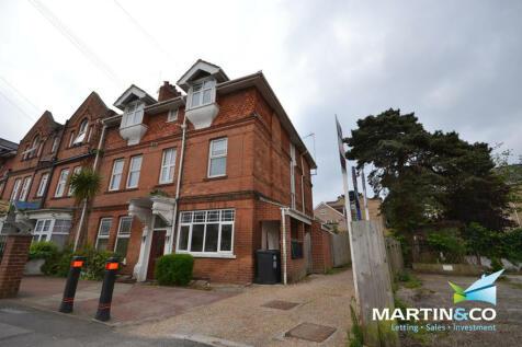 Frances Road, Bournemouth. 1 bedroom ground floor flat