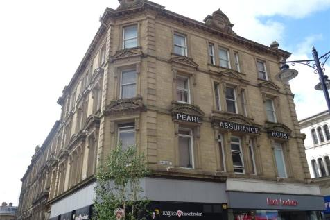 Pearl Assurance House, 49 Bank Street, Bradford, West Yorkshire, BD1. 2 bedroom apartment