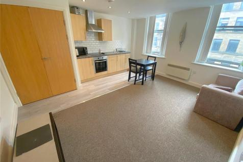 Twosixthirty, 32 Sunbridge Road, Bradford, West Yorkshire, BD1. 1 bedroom apartment