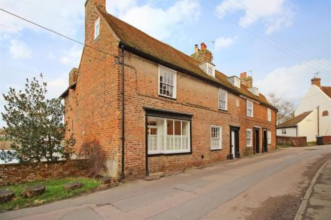 Rattington Street, Chartham, Canterbury. 5 bedroom end of terrace house