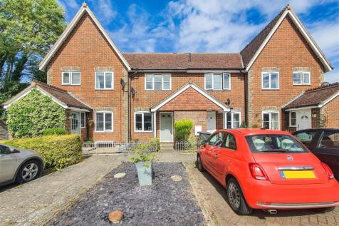 Old School Mews, Chartham, Canterbury. 2 bedroom terraced house