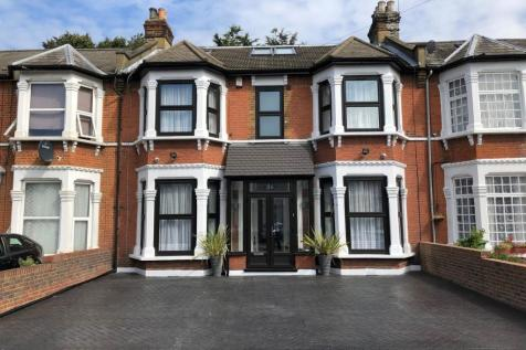 Belgrave Road, ILFORD, IG1. 6 bedroom terraced house for sale