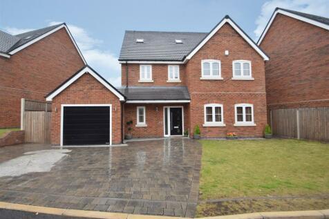 8 Winney Hill View, Shrewsbury, SY1 3SH. 5 bedroom detached house