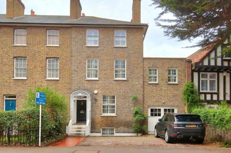Ridgway, London, SW19. 5 bedroom house