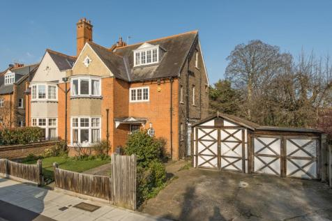 Courthope Road, Wimbledon Village, SW19. 5 bedroom semi-detached house