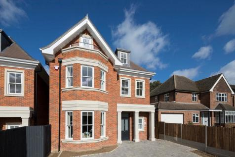 Copse Hill, London, SW20. 5 bedroom detached house for sale
