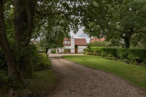 Apple Croft, Old Boars Hill, Oxford, Oxfordshire. 4 bedroom semi-detached house