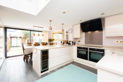 Marlborough Road, Oxford, Oxfordshire. 3 bedroom terraced house for sale