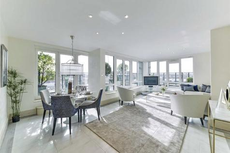 Warren House, Beckford Close, West Kensington, W14. 3 bedroom apartment for sale