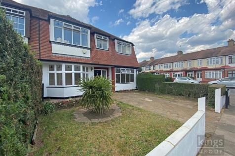 Layard Road, Enfield. 4 bedroom semi-detached house