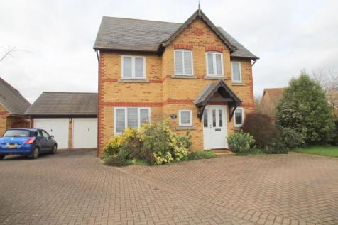 GOSBECKS VIEW, COLCHESTER. 4 bedroom detached house