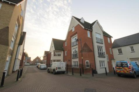 Edward Paxman Gardens, Colchester, Essex. 2 bedroom duplex