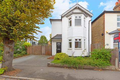 Portland Road, Kingston upon Thames, KT1. 3 bedroom detached house for sale