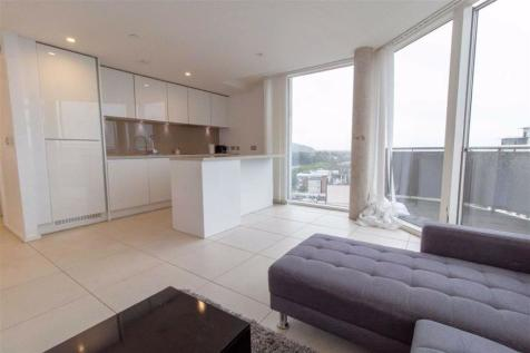 One Tower, 156 Canal Street, Nottingham. 2 bedroom apartment