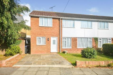 Hanover Place, Canterbury, CT2. 4 bedroom semi-detached house