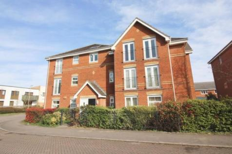Broadmere Road, Beggarwood, Basingstoke, RG22. 2 bedroom flat