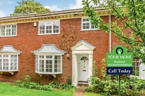 Grosvenor Mews Grosvenor Close, Southampton, SO17. 4 bedroom terraced house