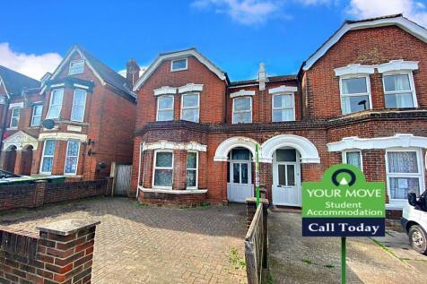 Portswood Road, Southampton, SO17. 5 bedroom terraced house