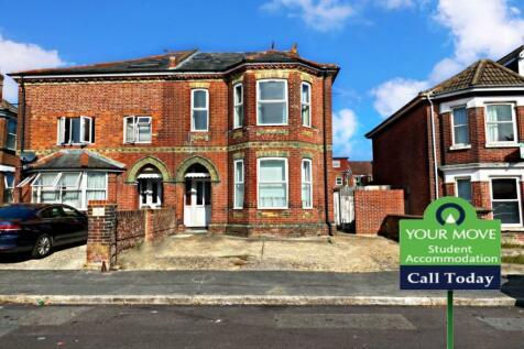 Alma Road, Southampton, SO14. 8 bedroom terraced house