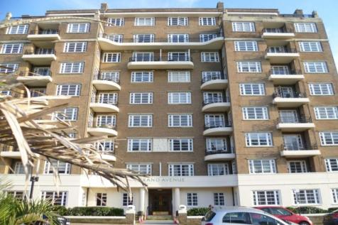 Grand Avenue, Hove, BN3. 1 bedroom flat