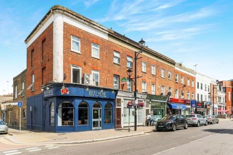 Brighton Road, Surbiton, KT6. 1 bedroom flat