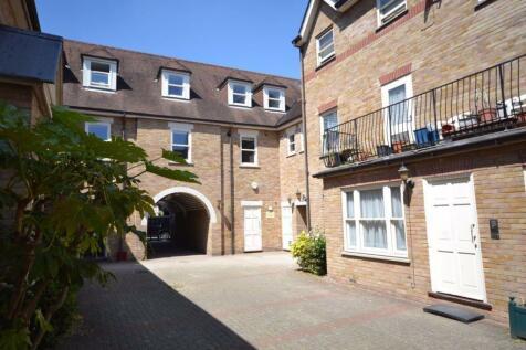 Godfrey Mews, Chelmsford, CM2. 1 bedroom flat