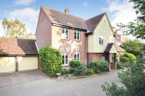 Galleywood Road, Great Baddow. 5 bedroom detached house for sale