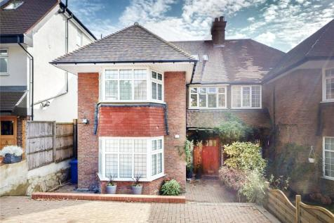The Vale, London, NW11. 6 bedroom semi-detached house for sale