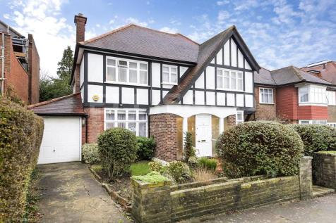 Park Way, London, NW11. 5 bedroom detached house for sale