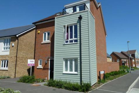 Parkview Way, Off Hook Road, Epsom. 4 bedroom town house